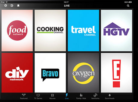 Comcast Adds 18 Live Streaming Networks To Xfinity Tv Go