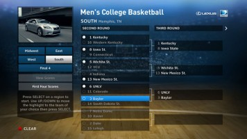 DirecTV offers On-Screen Men's NCAA March Madness App