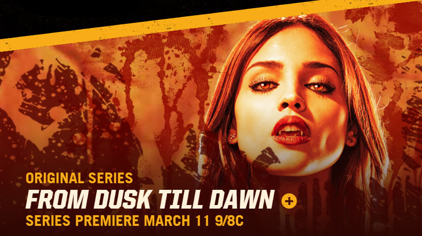 Netflix Original 'From Dusk Till Dawn' to premiere on El Rey Network - from-dusk-till-dawn-promo