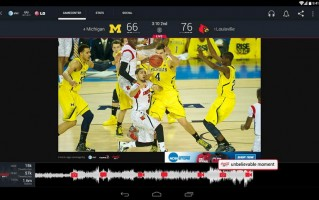 March Madness Live App Updated for Android & iOS