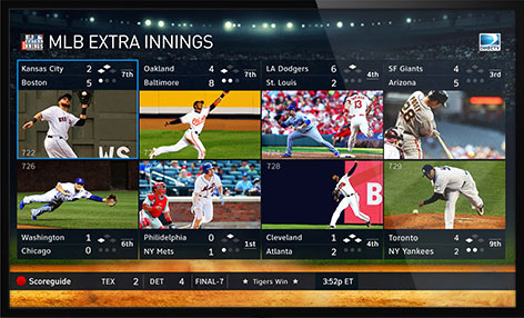 MLB Extra Innings now available to DISH subscribers
