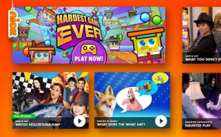 Nickelodeon updates app for Android & iOS