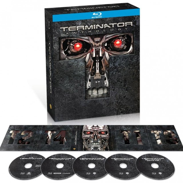 terminator anthonology blu-ray open