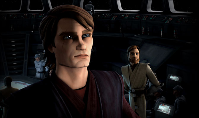 Netflix adds 6 seasons of 'Star Wars: The Clone Wars'