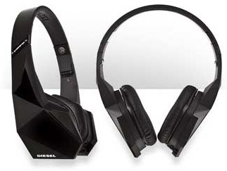 Diesel Vektr by Monster Headphones 2 views