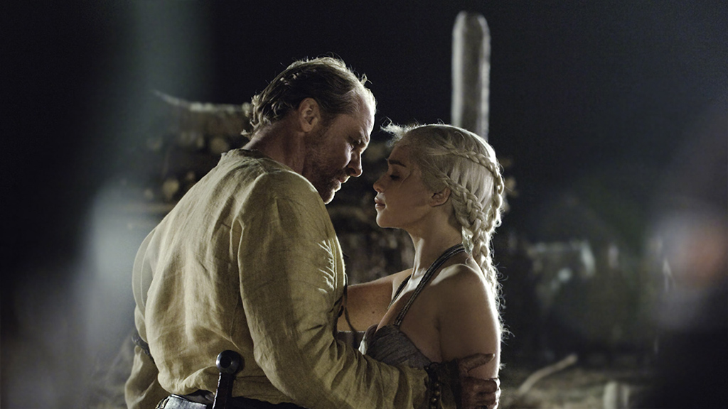 Game of Thrones Fire And Blood Daenerys Targaryen Jorah Mormont