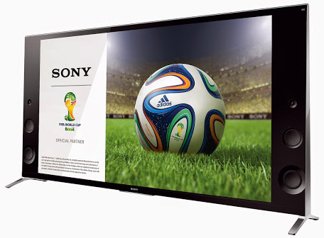 Sony 4K Ultra HD TV XBR-X900B wFIFAscreen
