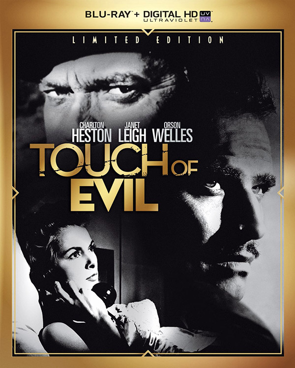 Touch of Evil - Limited Edition Blu-ray