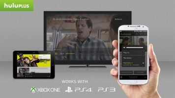 Hulu Plus remote control launches for Xbox & PlayStation