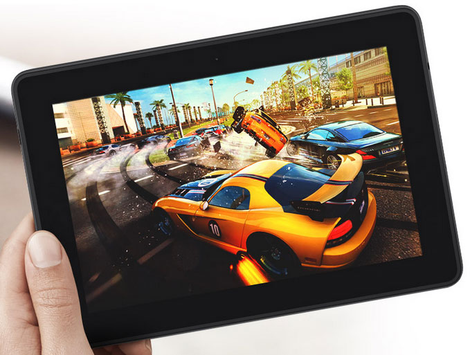 Kindle Fire HDX On Sale for a Limited Time