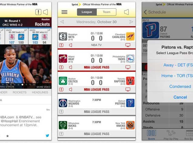 nba-league-pass-iphone-screens