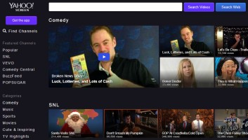 Yahoo to launch two original comedy shows online
