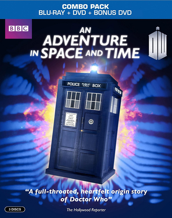 Doctor Who An Adventure in Space & Time Blu-ray