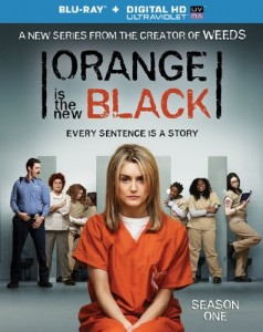 Orange Is the New Black Season 1 Blu-ray