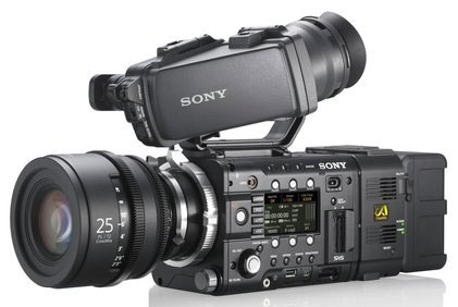 Sony-CineAlta-PMW-F55-4k-camera
