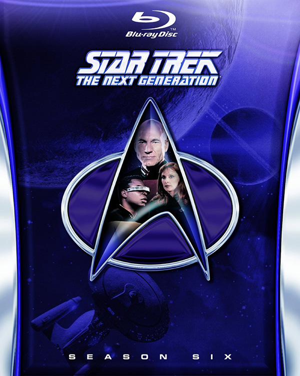 Star-Trek-The-Next-Generation---Season-6-Blu-ray