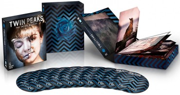 'Twin Peaks: The Entire Mystery' Blu-ray Collection Release Date & Details