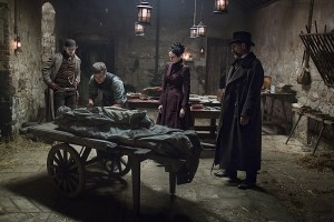 Showtime series Penny Dreadful premieres tonight
