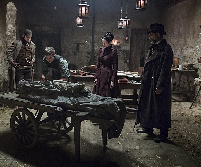 Penny Dreadful Episode 101 examination