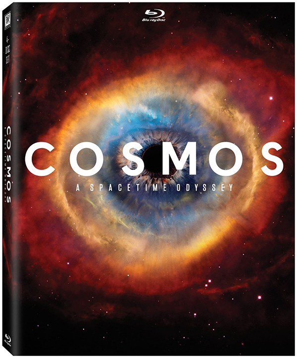 Cosmos A Spacetime Odyssey Blu-ray