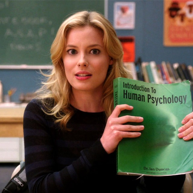 Gillian Jacobs Community