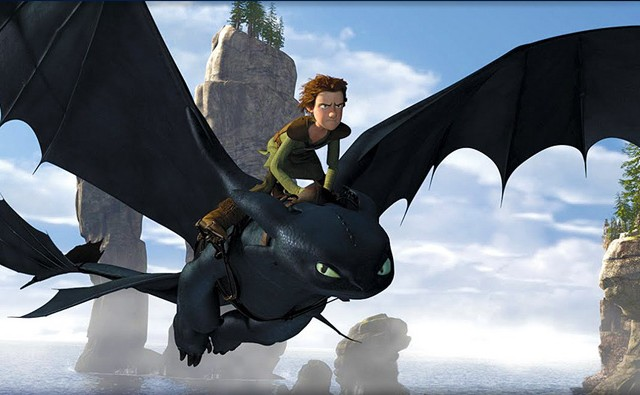How to Train Your Dragon 2 Slide1