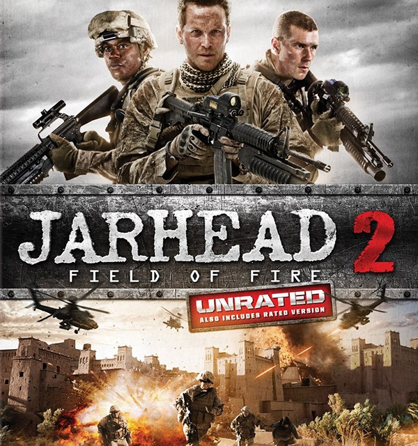 Jarhead 2 Field of Fire Blu-ray