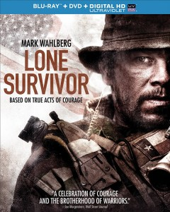 Lone Survivor Blu-ray Digital HD UltraViolet
