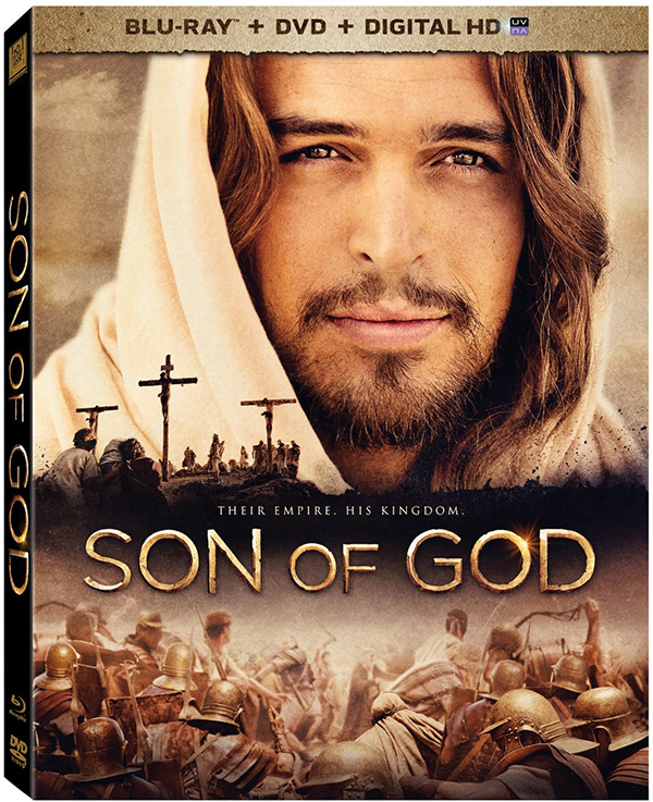 Son of God Blu-ray Digital HD UltraViolet