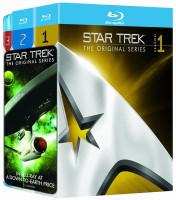 Star Trek: The Complete Original Series on Blu-ray 20-Disc Blow Out Deal
