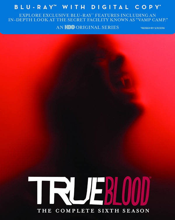 True Blood Season 6 Blu-ray Digital Copy