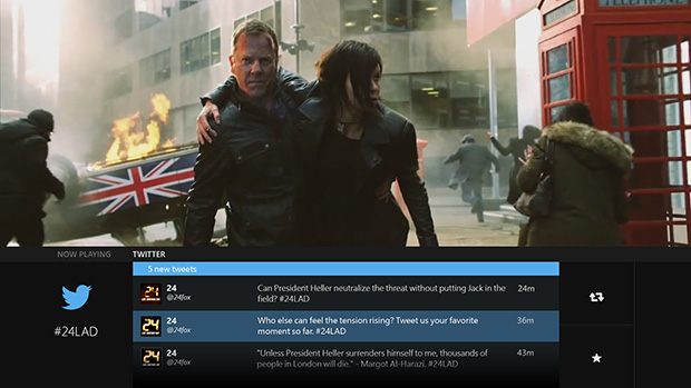 New Xbox One apps include HBO Go, ShowTime Anytime & Twitter