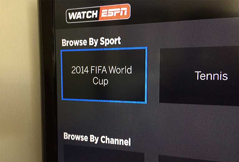 World Cup US vs. Germany match on Roku Now Requires Authentication – Bad News for DirecTV Subscribers