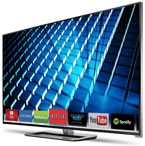 New Vizio M-Series HDTVs pricing & availability