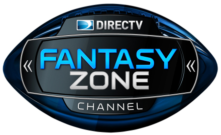 DirecTV Fantasy Zone Channel Logo