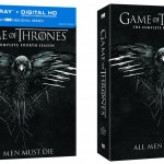 'Game of Thrones Season 4′ Blu-ray & DVD Package Art Unveiled