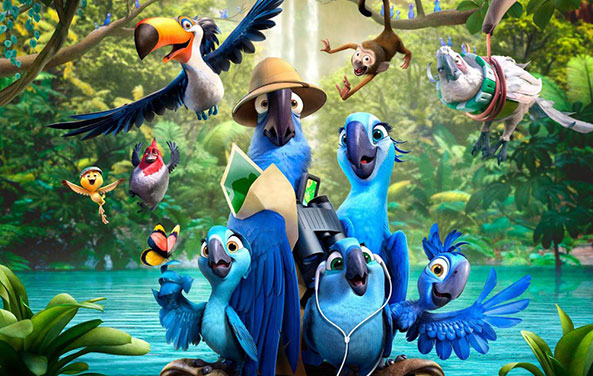 'Rio 2′ Gets Early Digital Release, Let's Compare Prices!
