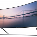 "$120k Gets You Samsung's 105"" Curved 4k TV, Or a Beachfront Condo"