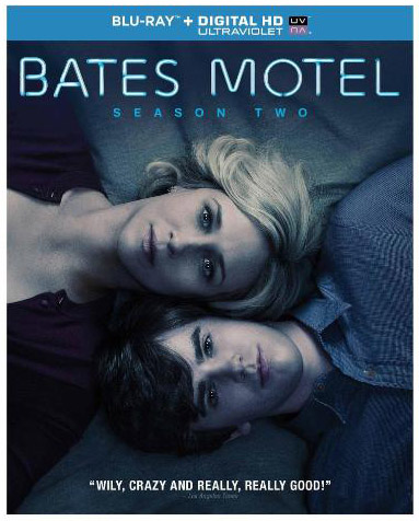 Universal Studios Bates Motel Season Two Blu-ray