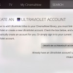 Linking CinemaNow to Your UltraViolet Digital Library