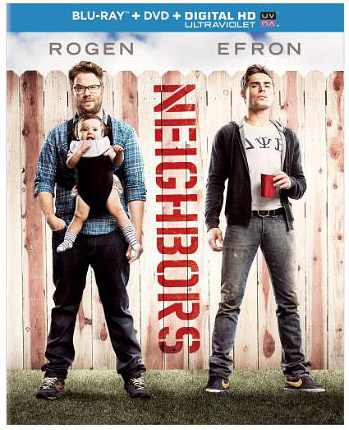 Neighbors Blu-ray Combo Pack