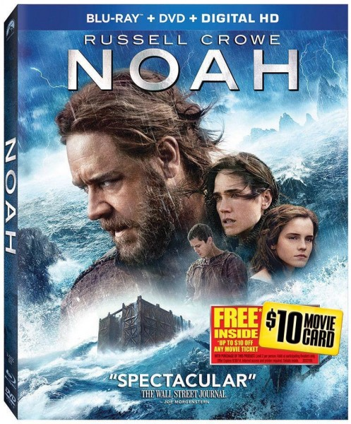 noah blu-ray package movie card