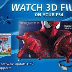PS4 Update Adds Support for Blu-ray 3D