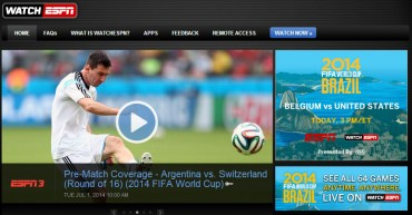 Here's How to Live Stream the U.S. vs. Belgium FIFA World Cup Match