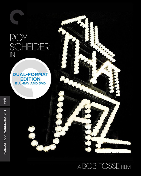 All That Jazz Blu-ray DVD Combo