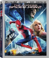 The Amazing Spider-Man 2 and other Blu-ray, DVD & Digital Releases This Week