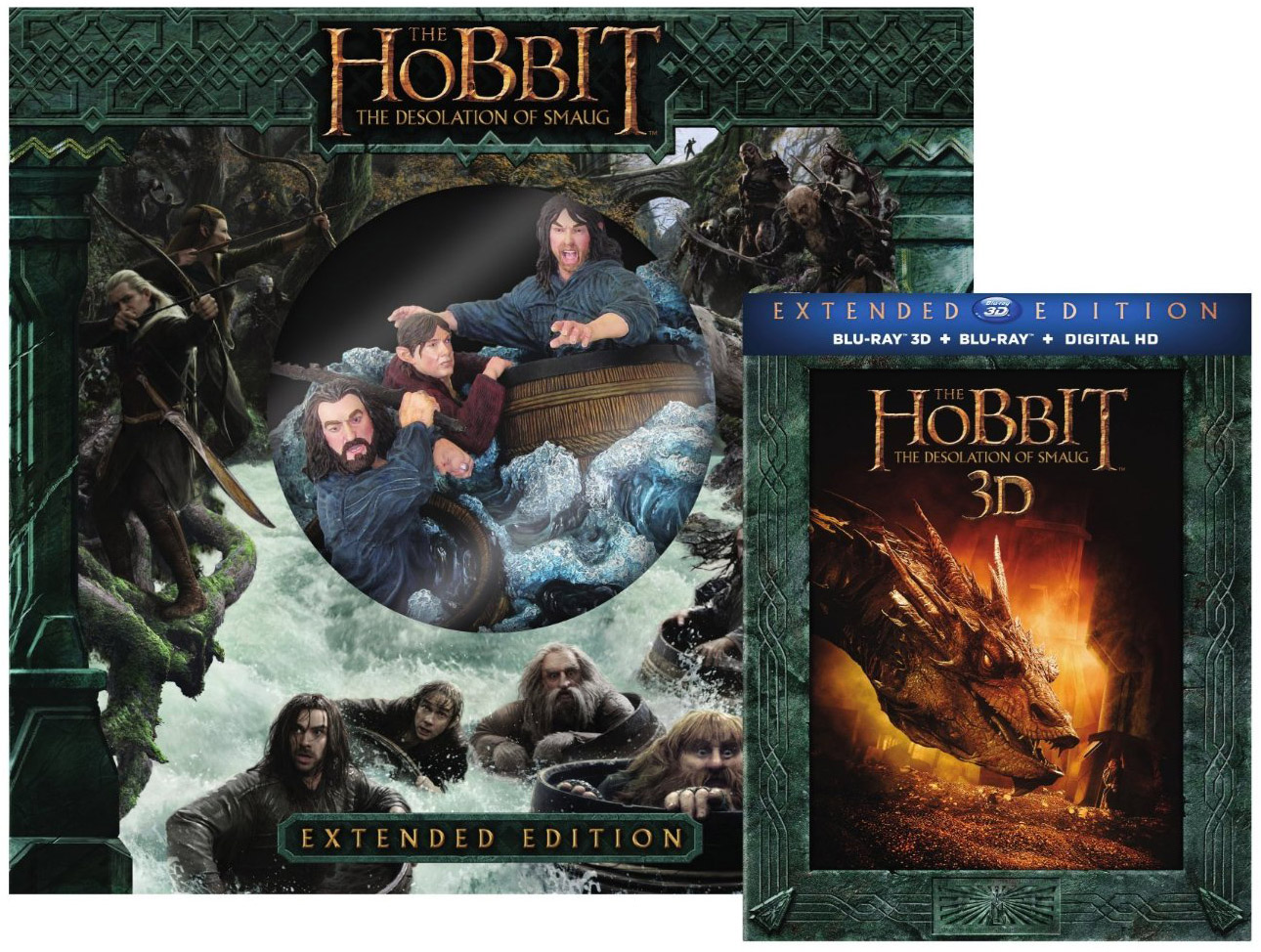 The Hobbit The Desolation of Smaug Extended Edition Amazon Exclusive