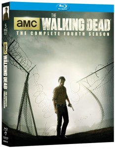 The Walking Dead The Complete Fourth Season Blu-ray