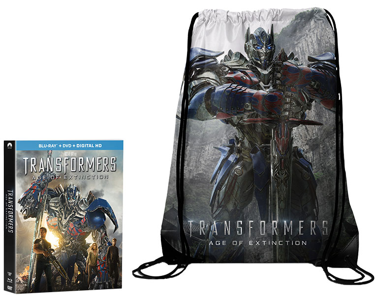 Transformers-Age-Of-Extinction-Exclusive-Blu-ray-Drawstring-Backpack