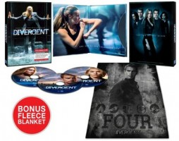 Divergent Blu-ray Release Includes Exclusives From Retailers